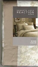 New listing Kenneth Cole Reaction Home 1 King Pillow Sham - Python Chalk