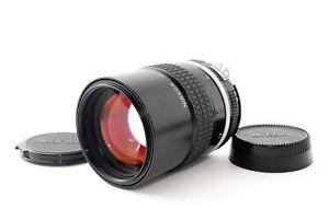 ☆☆Near MINT☆☆ Nikon Ai Nikkor 135mm f2.8 Telephoto MF AI Lens from JAPAN #210019