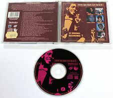 Compilation the heart of soul cd 1994 Technics Tusk records