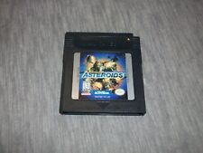 Gameboy Game - GB - ASTEROIDS - FREE SHIPPING - WORKS PERFECT - RARE!
