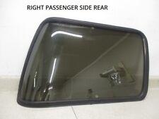 2009-2017 Dodge RAM Sliding rear Window Back Glass slider CENTER only with latch