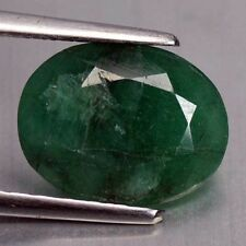 3,80 CTS EXCELENTE ESMERALDA NATURAL COLOR VERDE