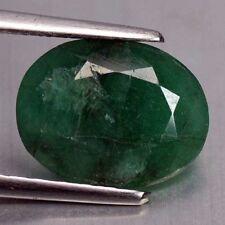 3,80 cts excellent natural color verde esmeralda