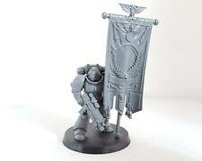 Warhammer 40K Dark Imperium 1 Primaris Space Marine Ancient / Standard