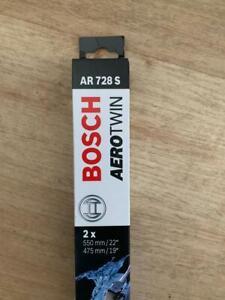 Genuine Bosch AeroTwin  3397007043 Wiper Blade- Bosch AR728S Wiper Blade