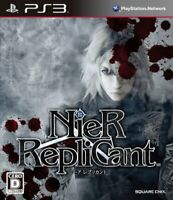 USED PS3 PlayStation3 NieR Replicant 06453 JAPAN IMPORT