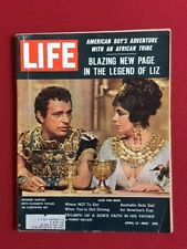 """1962, Mickey Mantle / Whitey Ford (Post Cereal), """"LIFE"""" Magazine (CLEOPATRA)"""