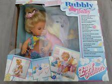 Bubble Baby Puppe - wasserdichter Körper - Zapf Creation Vintage Neu & Ovp
