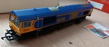 Hornby GBRf Class 66 736 Wolverhampton Wanderers Dummy Loco DCC Lights Fitted