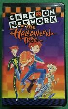 The Halloween Tree VHS Hanna-Barbera USED, TESTED Clamshell + FREE DVD