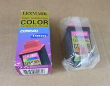 Lexmark 12A1980 High Resolution Color Standard Print Cartridge