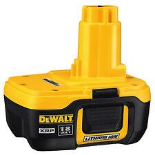 *NEW & GENUINE* DeWALT DE9182 18V 2.0Ah Li-Ion Battery (replace DC9182 & DE9180)
