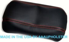 Armrest Center Console Cover PVC Leather kit for Acura Integra 94-01 Red Stitch