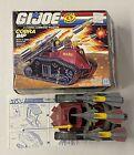 Vintage GI Joe Cobra IMP Complete W/Box & Blueprints Original Hasbro 1988 For Sale