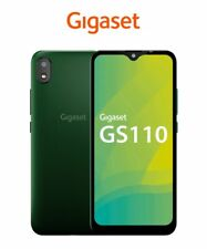 Gigaset GS110 16GB - Green Dual SIM Android Smartphone B-Ware