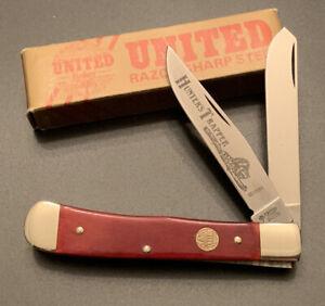 Boker United Hunter Trapper UC128R Knife