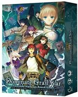 Dominate Grail War Fate stay night onBoard Game DelightWorks Board 15th Card