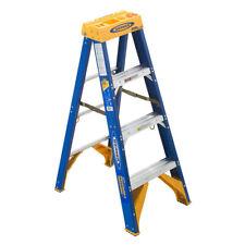 Werner Type Iaa Fiberglass Electricians Step Ladder