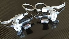 Shimano ALTUS Gear Shifters + V Brake Levers (PAIR) ST-M310 (NEW) 3x8 speed
