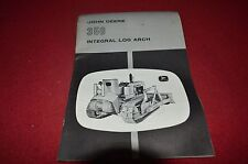 John Deere 350 Integral Log Arch Operator's Manual BWPA