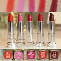 Maybelline Color Sensational Matte Lipstick - Choose Your Shade -