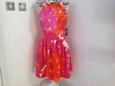 Stunning Vince Camuto Pleated Halter Summer Dress Size 12 - BNWT - Rrp £120