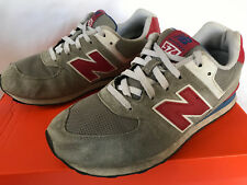 New Balance Classic Retro KL574LTG Suede Running Sneakers Shoes Youth Boy's 6