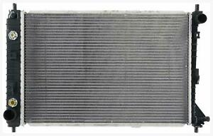 New Direct Fit Radiator 100% Leak Tested For 1999-97 Ford Mustang 4.