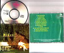 Nikos Ignatiadis – The Olympous Symphony CD (1988 Album) Romantic Greek Pop
