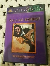 2003 Salaam Bombay DVD -Hindi Film- Regn 1 -Mira Nair -Widescreen-****Read Below
