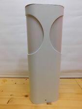 outdoor Lampensäule weiß Aluminium incl. Philips Energiesparleuchtmittel Leuchte