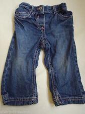 Pantalons et shorts bleu pour fille de 0 à 24 mois en 100% coton