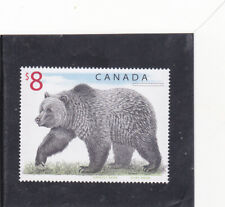 CANADA   GRIZZLY BEAR STAMP    MNH (**)
