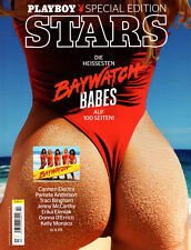 Playboy Stars 02/2017 BAYWATCH BABES u.a. mit ERIKA ELENIAK & PAMELA ANDERSON