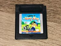 Legend of the River King Nintendo Game Boy Color Tested Battery Saves Authentic