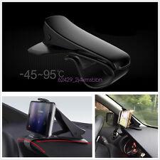 Portable Adjustable Car Offroad Dashboard HUD Design Phone GPS Holder Stand Clip