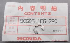 Genuine Honda External Circlip E-clip 7mm 90605-166-720