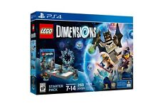 (BRAND NEW ) LEGO DIMENSIONS PS4 STARTER PACK BATMAN KID GAMES PLAYSTATION 4