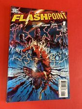 FLASHPOINT #1 1ST PRINT NM- OR BETTER BAGGED AND BOARDED 1ST THOMAS WAYNE