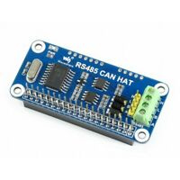 RS485 CAN HAT for all Raspberry Pi Allow Stable Long-distance Communication 3.3V