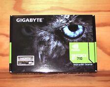 Gigabyte NVidia Geforce GT 710 Scheda grafica PCIe 1 GB (USATI)