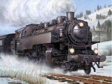 Dampflokomotive br86 trumpeter kit 1/35 modellismo