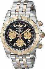 Breitling Men's CB014012/BA53-378C Chronomat 41 Steel & 18K Rose Gold Auto Watch