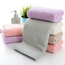 Microfiber Cotton Towel Plush Soft Super Absorbent Machine Quick-Drying Towel