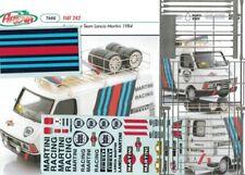 Transkit 1/43 FIAT 242 ASSISTENZA LANCIA MARTINI 1984 Arena Tk66