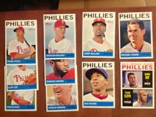 1964 Topps  Archives Philadelphia Phillies Team Set Jimmy Rollins Cliff Lee