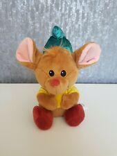 "Disney Store Gus Gus Mouse Mini Animator Cinderella's Mice Plush Soft Toy 7"""