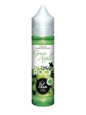 THE BLUM GreenApple Flavour STEAM FLUID WATER PIPE+FREE STONES ROCKS BASE HOOKAH
