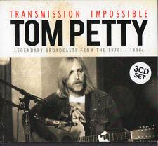 Tom Petty - Transmission Impossible ; 3-CD BOX SET ; New & Sealed ; 3 superb liv