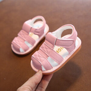 Boys and Girls Training Shoes Bag Sandals Baby Toddler Running Shoes